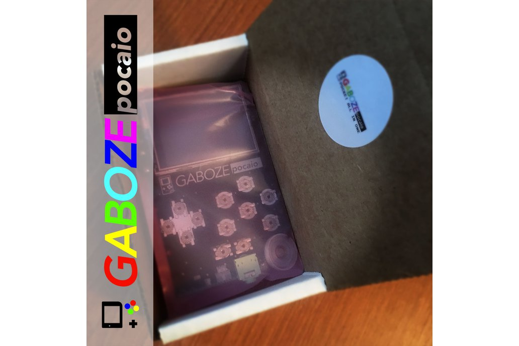 Gaboze Pocaio - Game Boy Pocket All In One 9