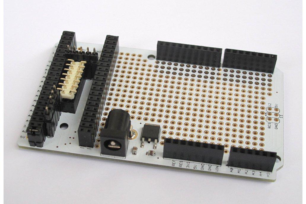 Teensy 3* Proto Board & Arduino Shield V1.1 1
