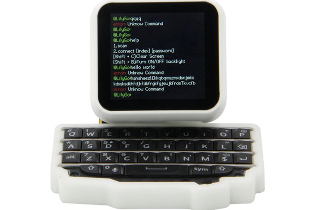 LILYGO® TTGO T-Watch Keyboard