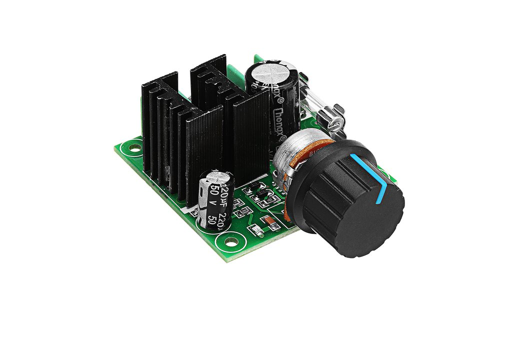 Motor Speed Controller  Module With Knob 8