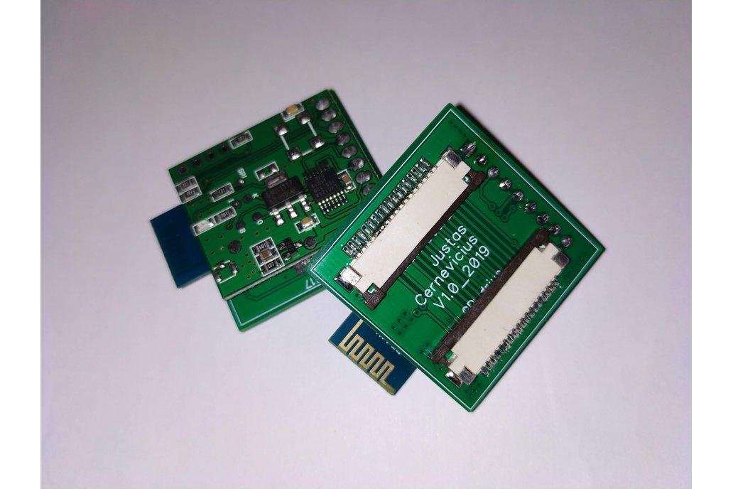 Bluetooth module VOLVO V50, S40, C30, C70, XC90 1