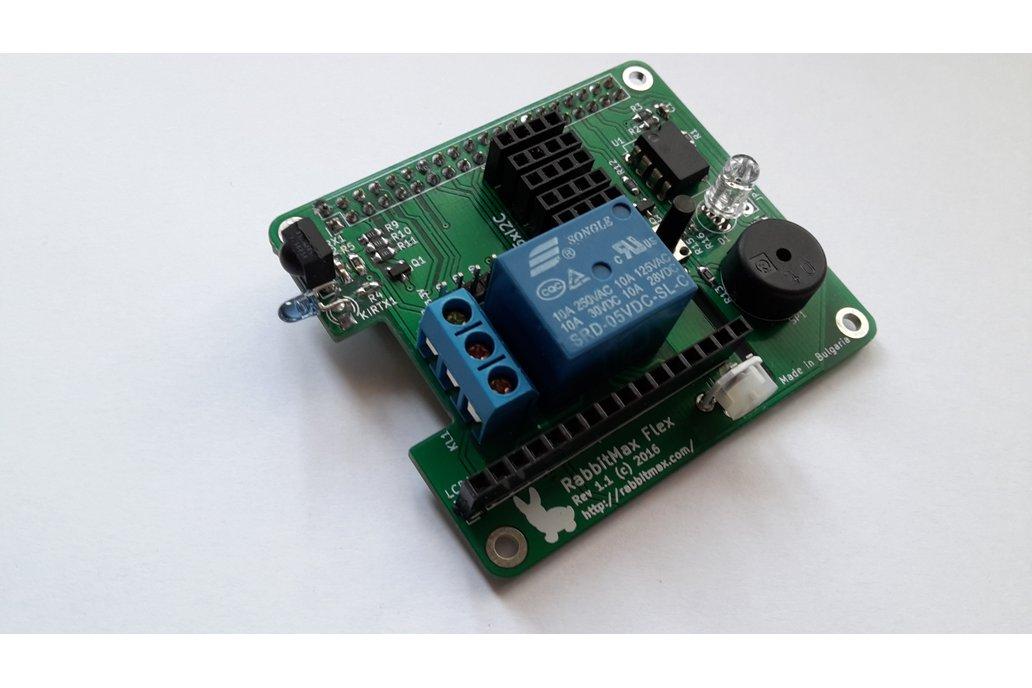 Anavi Flex Raspberry Pi HAT for IoT 1