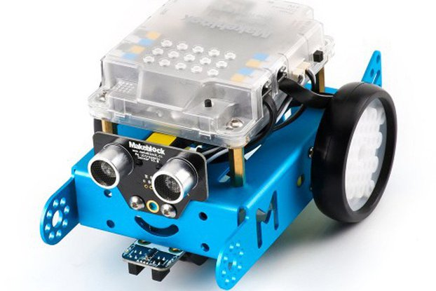 Scratch 2.0 Arduino DIY Smart Robot Car Kit