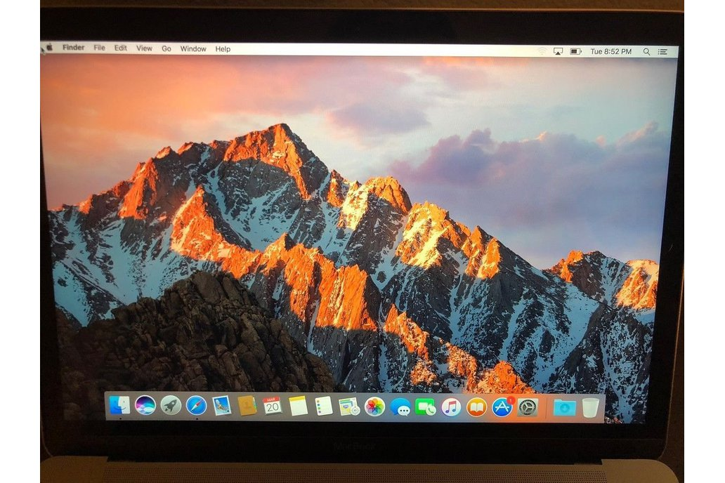 "Apple MacBook 12"" Laptop, 256GB - MNYH2LL/A - (Jun 7"