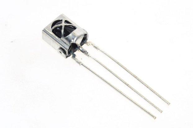 10pcs/LOT  infrared receiving head VS1838 VS1838B