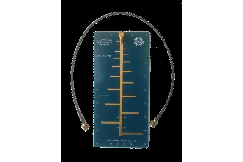 Log Periodic Directional Antenna SMA N=19 1