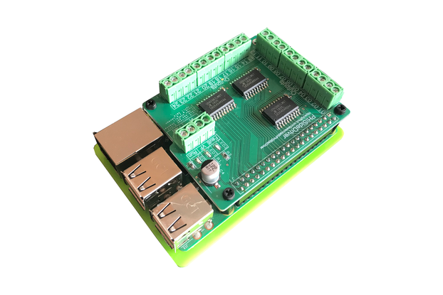 Raspberry Pi IO digital output board
