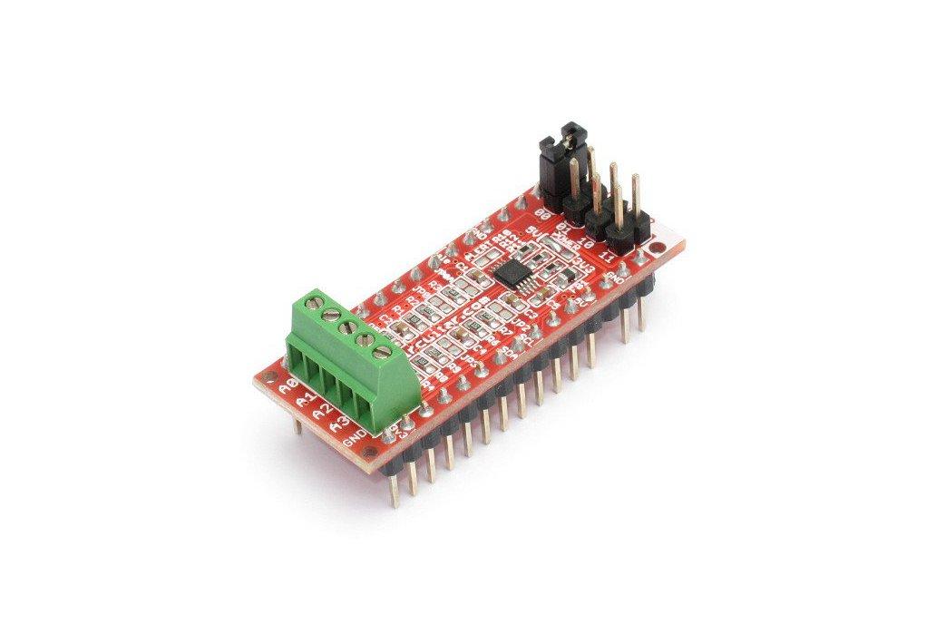 ADC Nanoshield - ADS1115 1