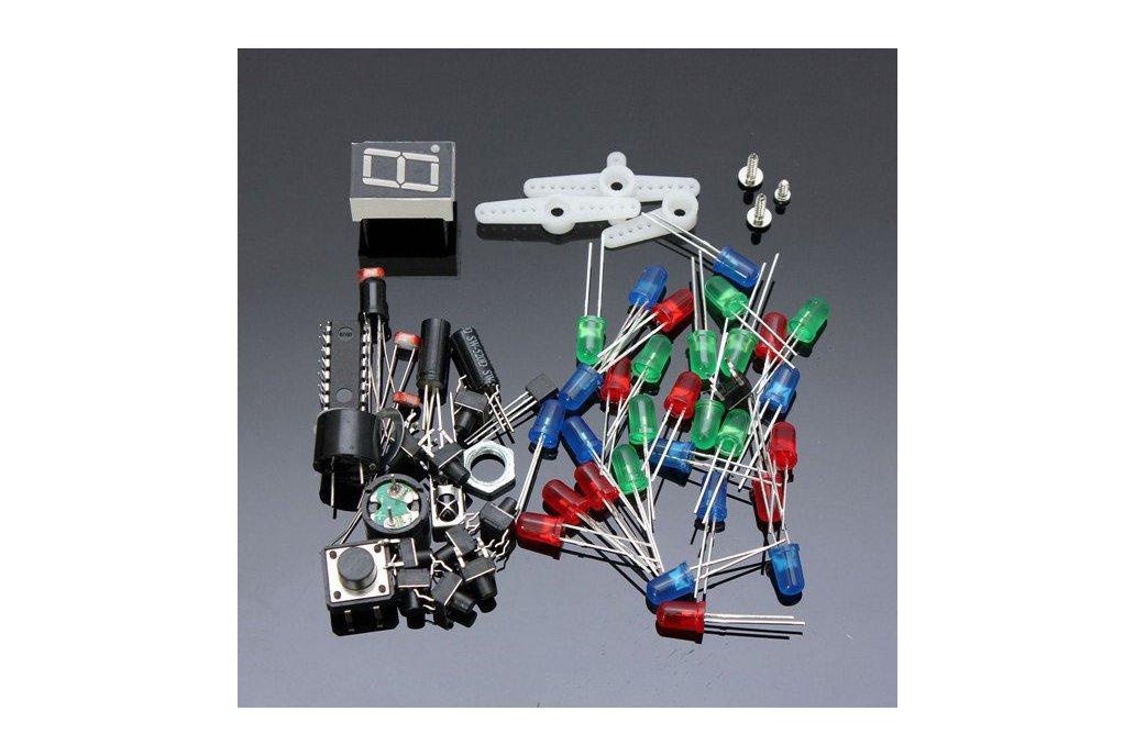 Uno R3 Starter Basic Kit For Arduino Beginner 3