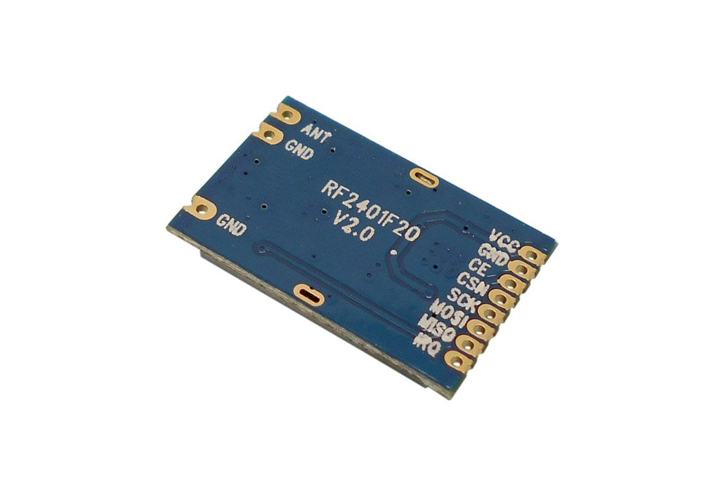 2pcs RF2401F20 2.4G Wireless Transceiver Module  9