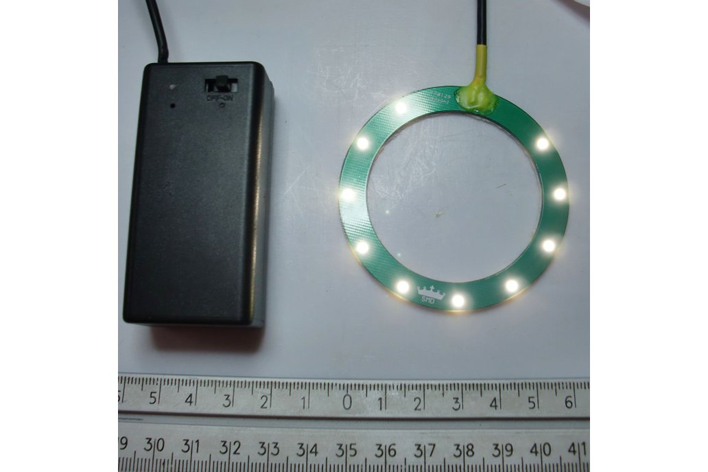 LumenFix FF500 - Lightsource for drilling/milling 1