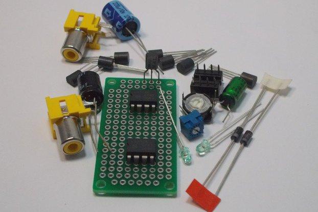 LM311 Voltage Comparator Design Kit (#1365)