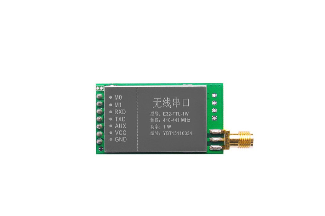 LoRa SX1278/1276 Wireless Module 1