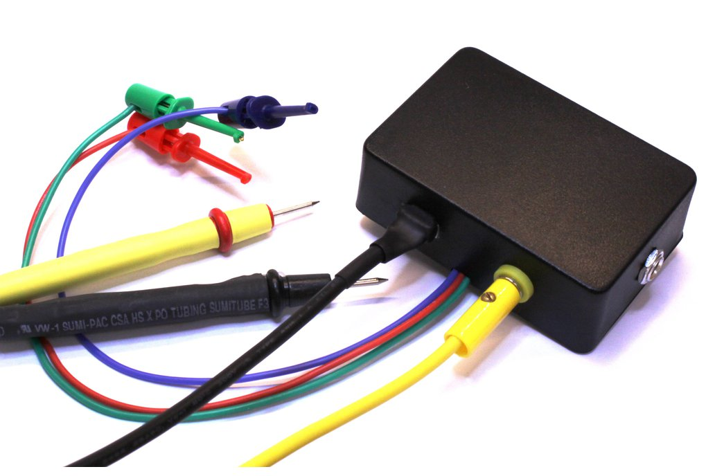 4-way Identifying Continuity Tester 1