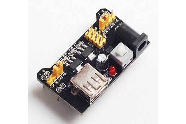 5pc bread plate special power supply module
