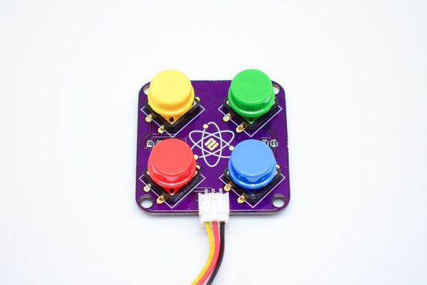 Frizzy Keypad Atom