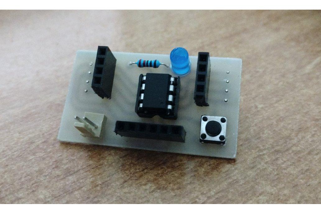 An ultimate mini version of Arduino 1