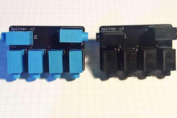 Sync Splitter for Pocket Operators - 5 Way