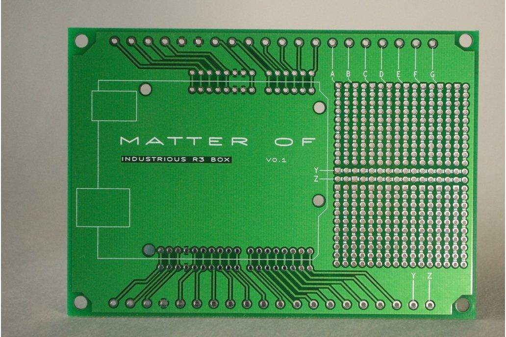 Industrious Arduino R3 Box Kit 3