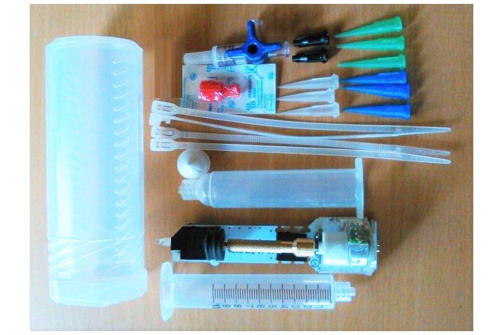 Solder Paste Dispenser V5 Air Free paste extruder  7