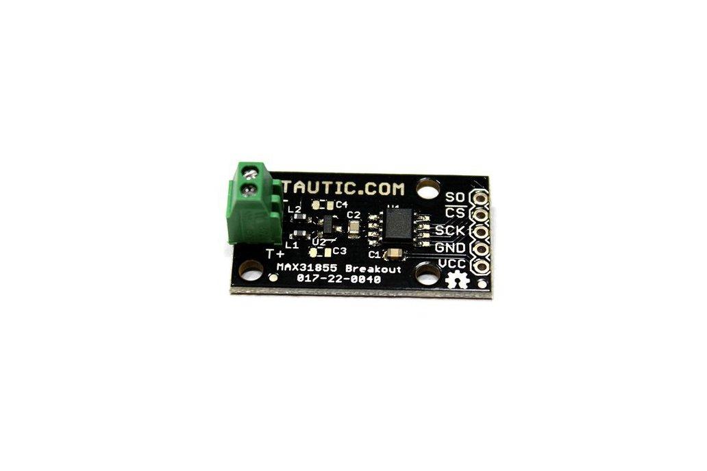 MAX31855 Thermocouple to Digital Converter 1