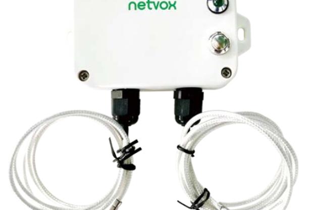 Netvox Wireless 2-Gang Thermocouple Sensor R718CK2