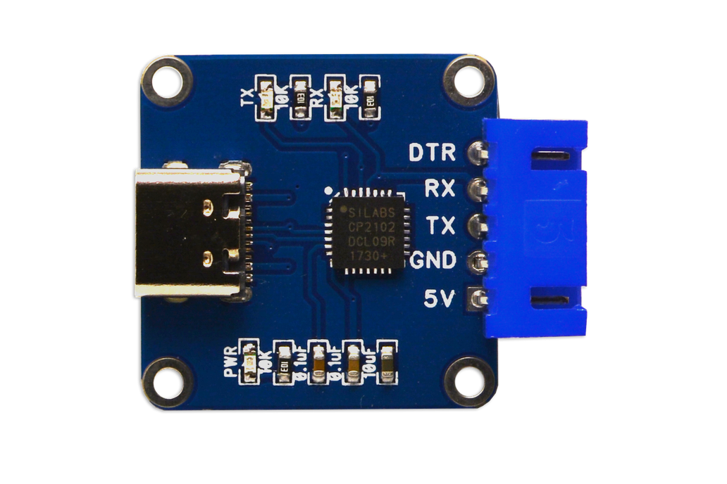 CP2102 USB 2.0 to TTL Serial Converter 1
