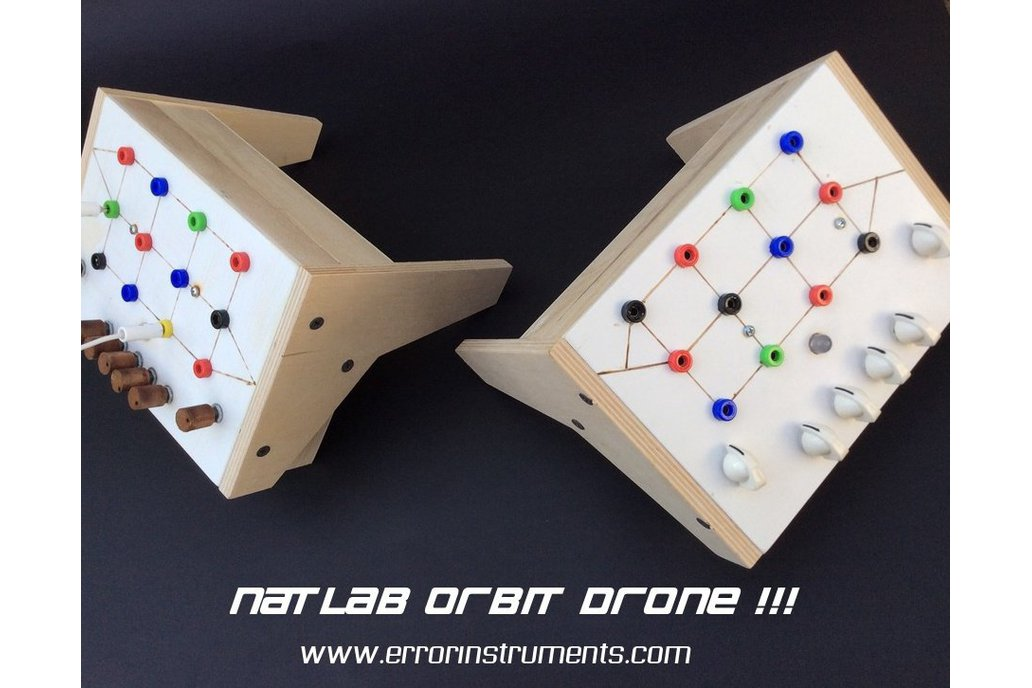 NatLab orbit drone 2