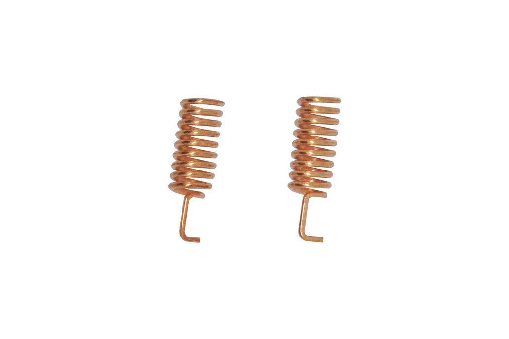 10pcs/pack  SW915-TH12 Copper spring antenna 1