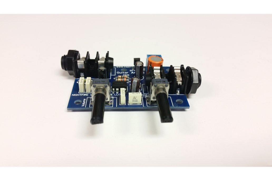 Guitar Mini Amplifier Kit (#1127) 2