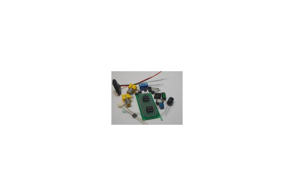 Audio Op Amp Kit (#1535) 1
