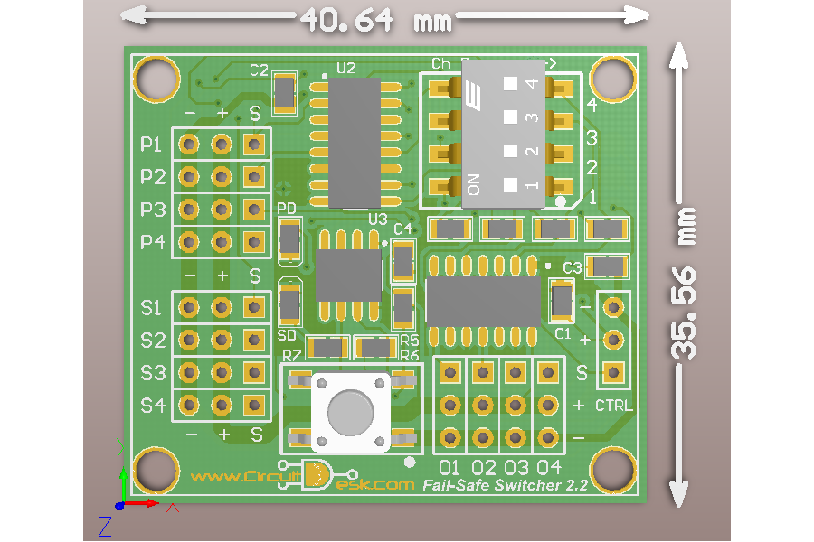 Fail-safe Switcher V2.2