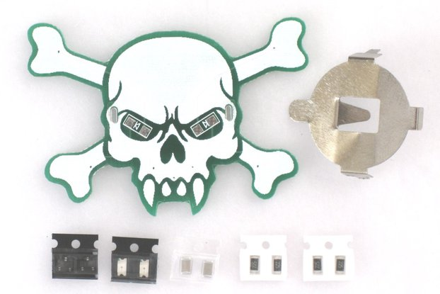 SMD Training Skull KIT