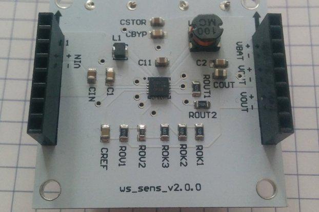 BQ25570 Energy Harvester