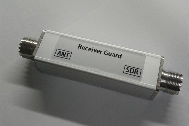 SDR receiver guard