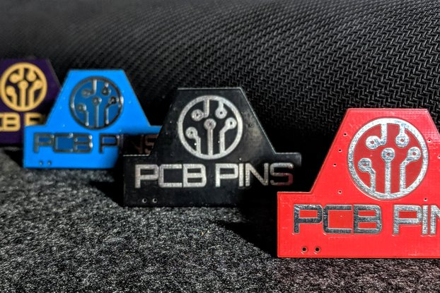 PCB PINS - PCB LAPEL PIN