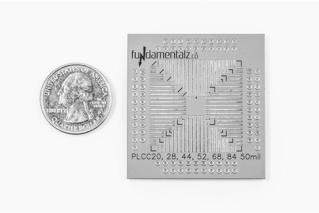 PLCC SMD Adaptor 1