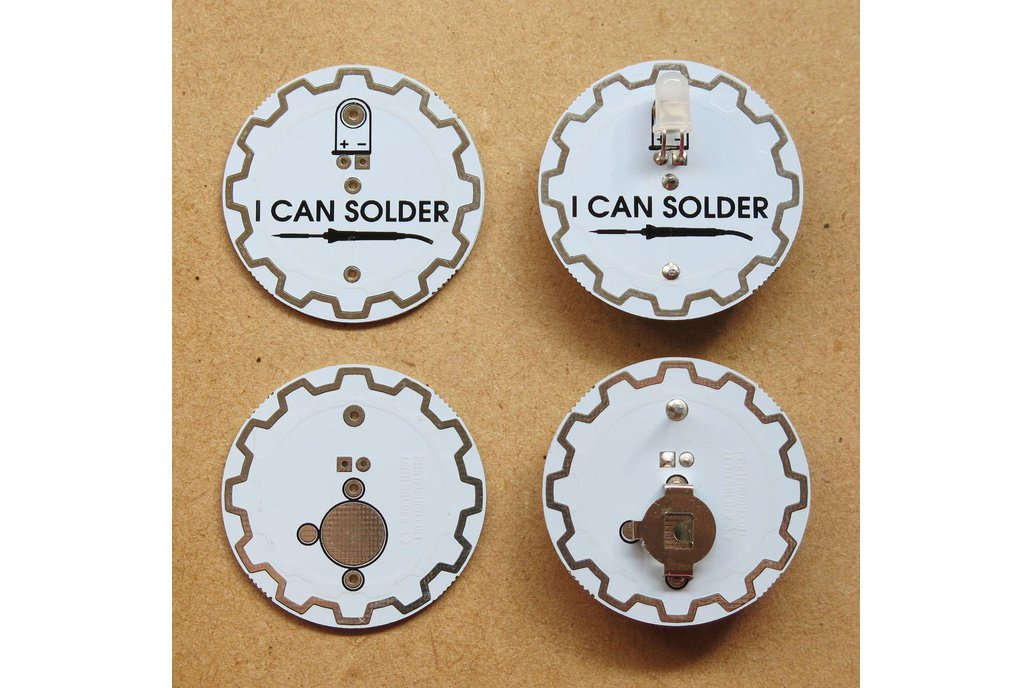 I Can Solder Badge v1 4