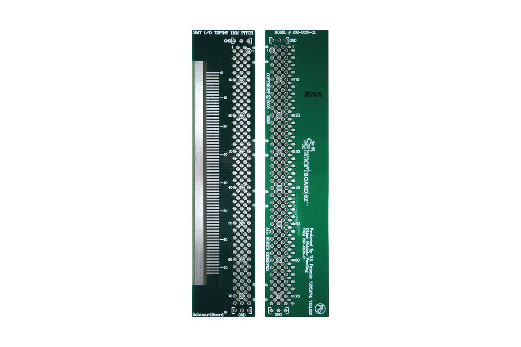 SMT Connector Board (You choose the pitch!) 3