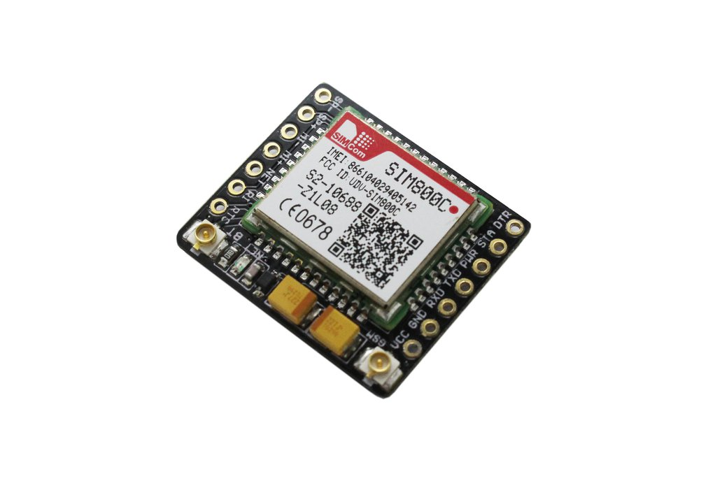 LoNet 800C – Mini GSM/GPRS  Bluetooth Breakout 1