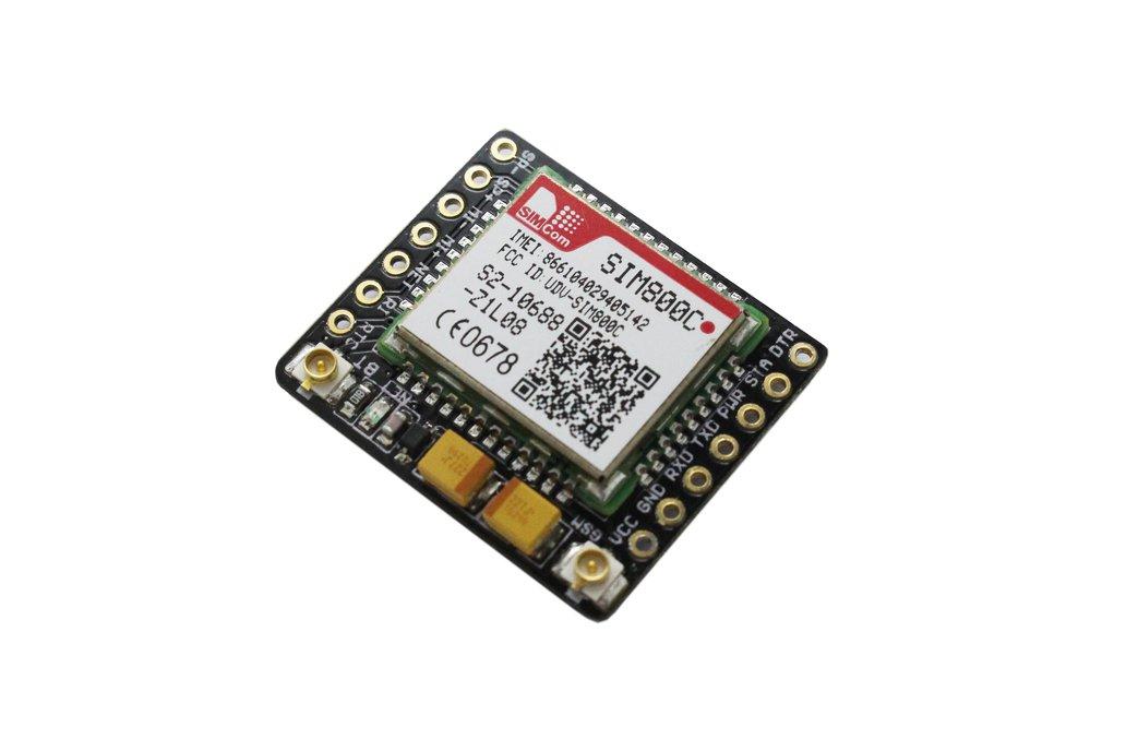 LoNet 800C – Mini GSM/GPRS  Bluetooth Breakout 1