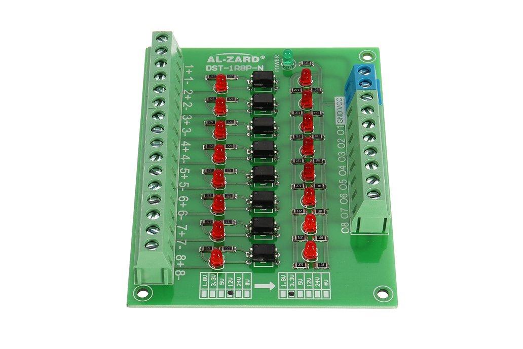 Optocoupler Isolation Module PLC 1