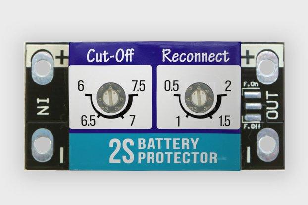 Li-Ion BATTERY PROTECTOR 15A