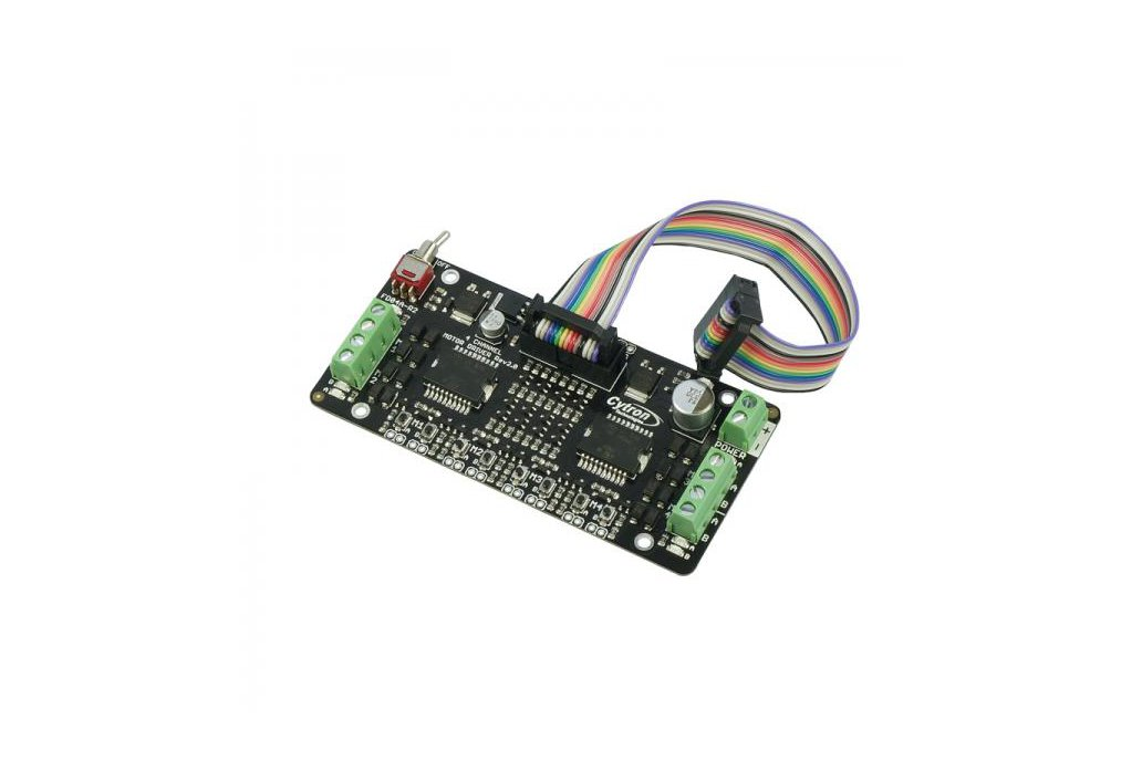 4 Channel Motor Driver 1