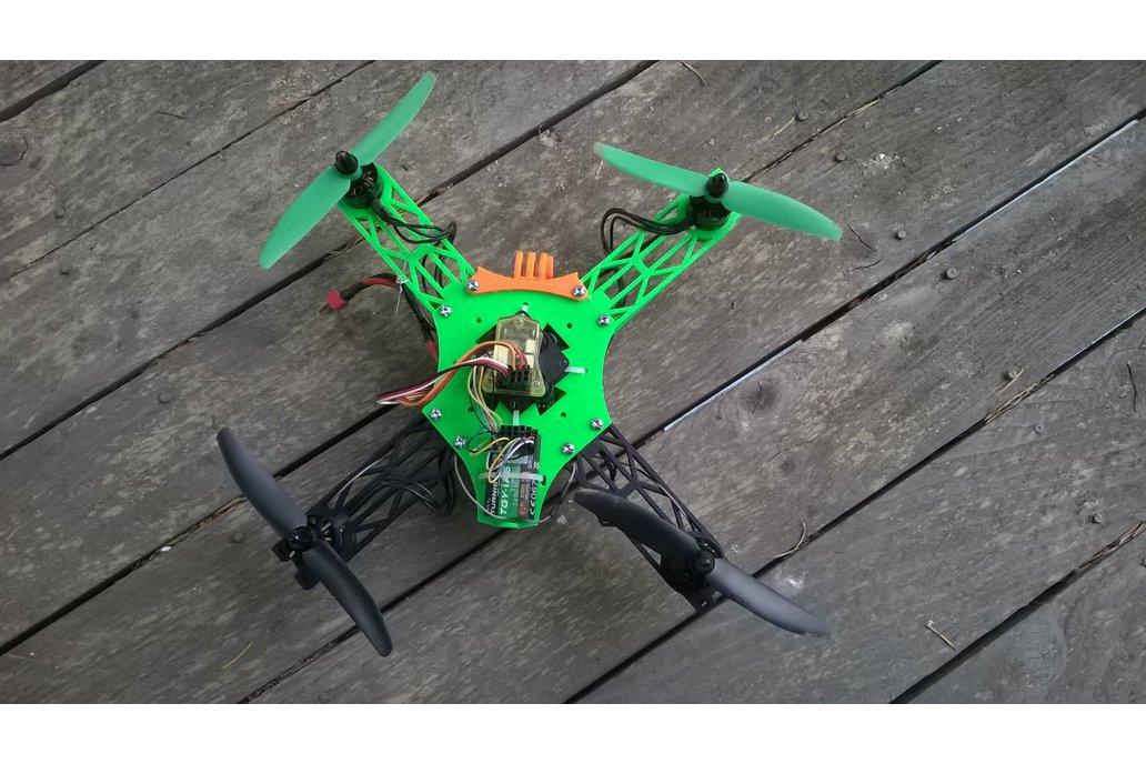 'Minim X'  Aerial Robotics Platform 5