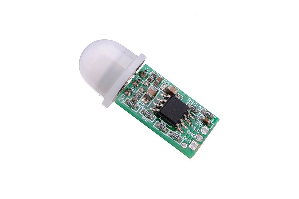 Mini IR Pyroelectric Infrared PIR Motion 1