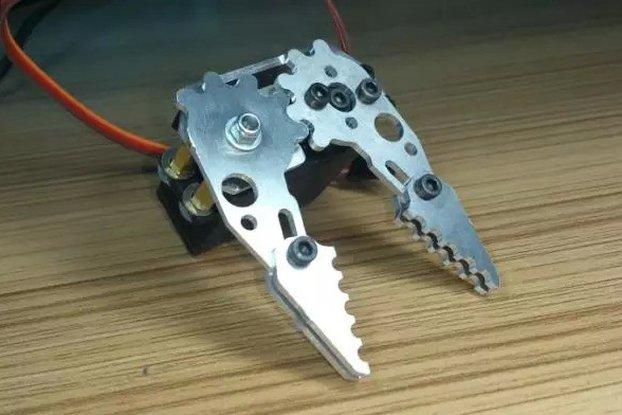 rc Manipulator paw robot gripper robot
