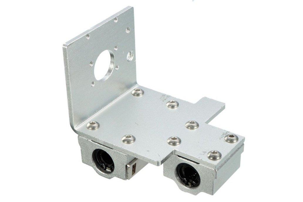 Aluminum Mounting Base For 3D Printer 1