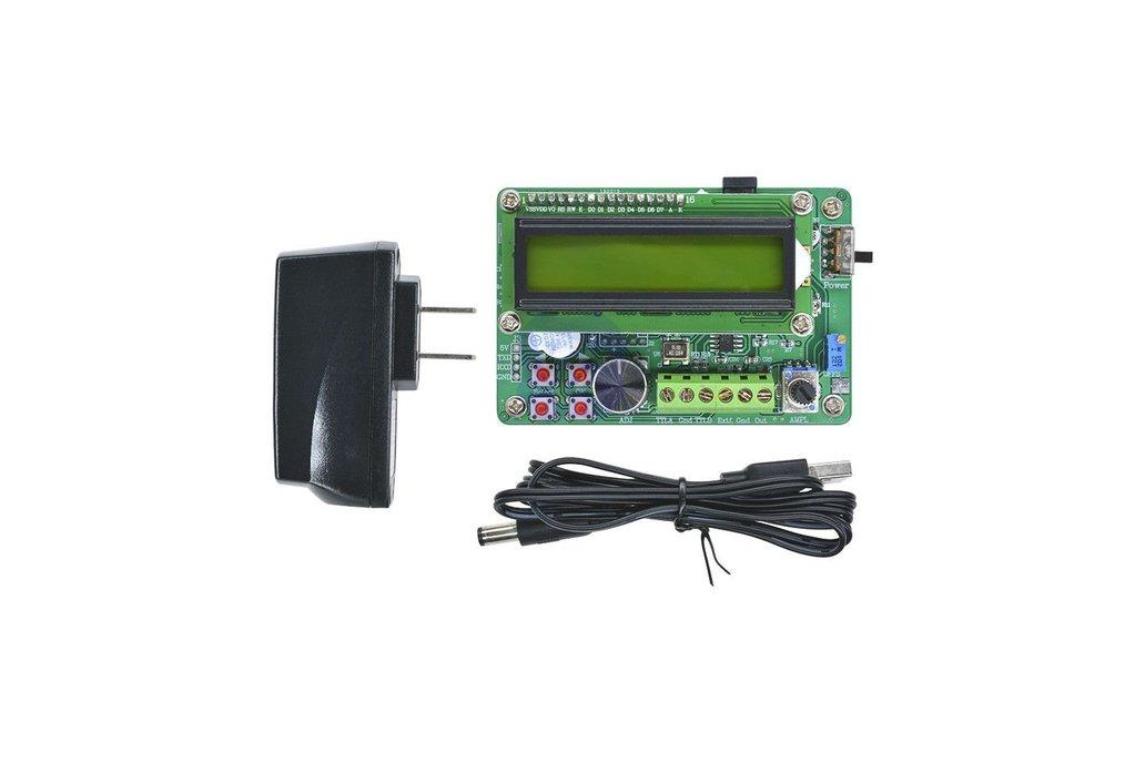 FY1005S 5MHz LCD Digital Display DDS Function 1