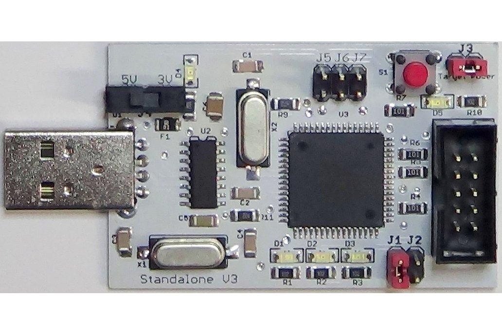 Atmega Attiny Chip Copier ISP Programmer 1